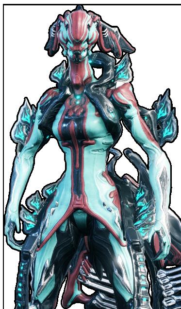 Warframe Frost Prime Builder