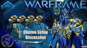 Warframe Oberon Setup Discussions 4x Forma (U17.4