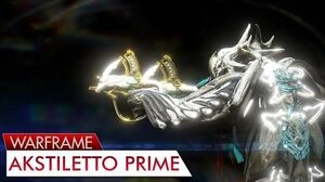 Warframe Akstiletto Prime Build 4 Forma