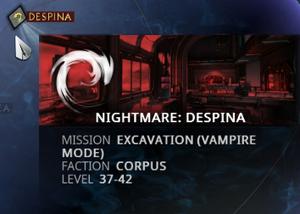 Nightmare Mode UI U19