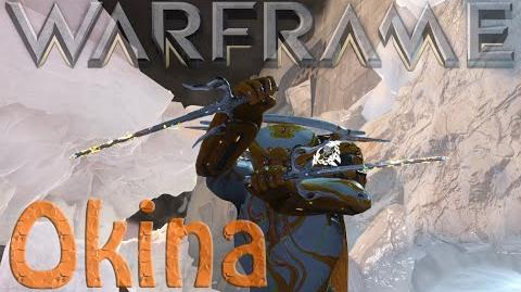 warframe how to get okina