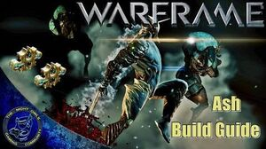 Warframe ASH Build Guide