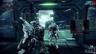 Warframe - Mars - War - Assassination - Boss Nef Anyo -PS4 Gameplay HD-
