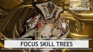 Warframe All Focus Skill Trees & Basic Info therundown
