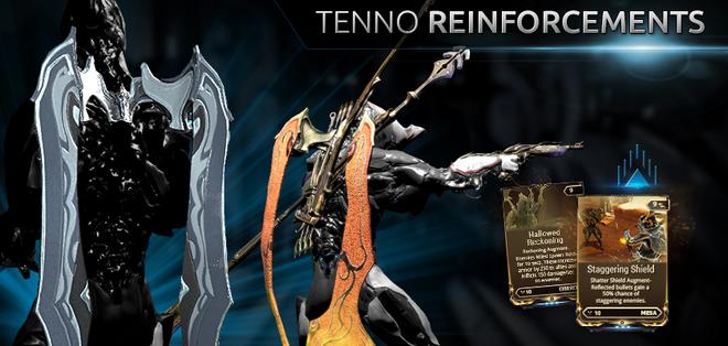 Update 16.8 Tenno Reinforcements