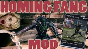 HOMING FANG MOD Daggers Melee 2