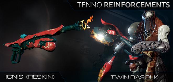 Update 17.8.0 Tenno Reinforcement