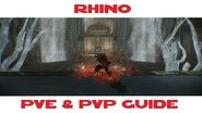 Rhino PVE & PVP guide