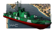 WRD OfficialSite Warships PatrolCraft