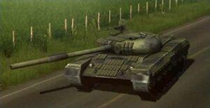 Ingame T-80BV