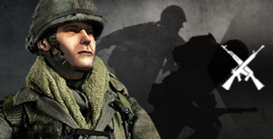 Light Rifleman Portrait