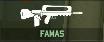 WRD Icon FAMAS