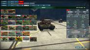 WAB Armory T-80BV