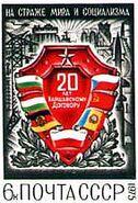 Warsaw-stamp