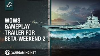 World of Warships Wings Over the Water