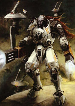 Commander Shadowsun updated