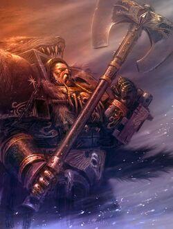 Great Wolf Logan Grimnar