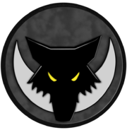 Luna wolves emblem by steel serpent-d3acive