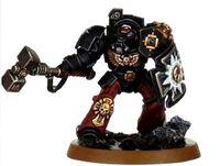 Iron Lords Terminator Mini