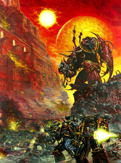 Black Legion Cadia