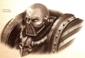 Nârik Dreygur The Gravewalker