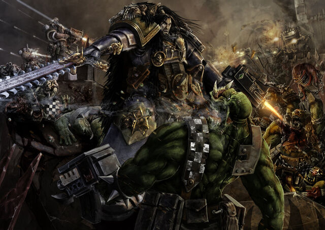 File:Ragnar Blackmane vs. Orks.jpg