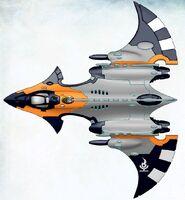 Yme-Loc Hemlock Wraithfighter