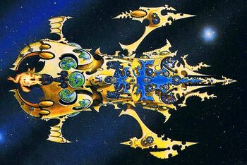 Eldar Craftworld RT Era