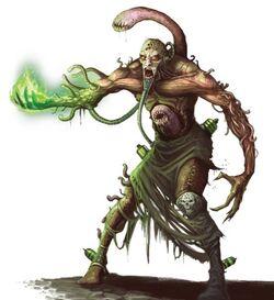 Writhing World Sorcerer King