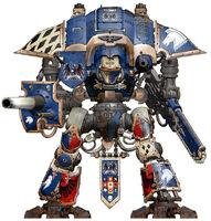 Knight Paladin Scythe of Light