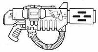 Melta Gun Assault Pattern 'Vulkan'2