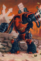 Blood Angels Heresy Cloten Dreadnought