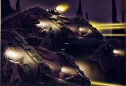 Land Raider-The Iron Column