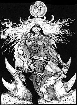 Dark Prince of Pleasure Slaanesh