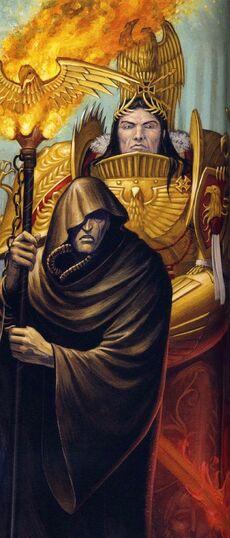 The Emperor & Malcodor The Sigilite