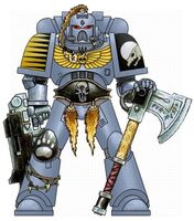 Space Wolves Marine