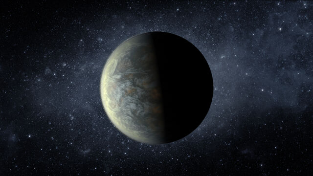 File:Kepler-20f, the closest object to the Earth in terms of size ever discovered. With an orbital period of 20 days and a surface temperature of 800 degrees Fahrenheit.jpg