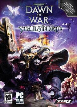Soulstorm Coverart