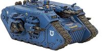 Land Raider Terminus Ultra