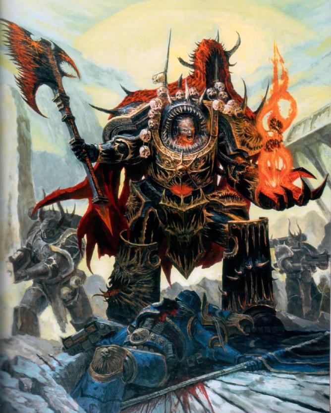 Chaos Lord | Warhammer 40k | FANDOM powered by Wikia