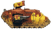 Land Raider Helios 'Death Cry'