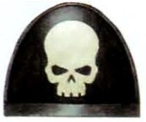 Legion of the Damned Badge