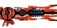Pulse Submunitions Cannon