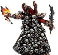 Skulltaker Skull Cloak