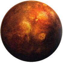 Barbarus planet