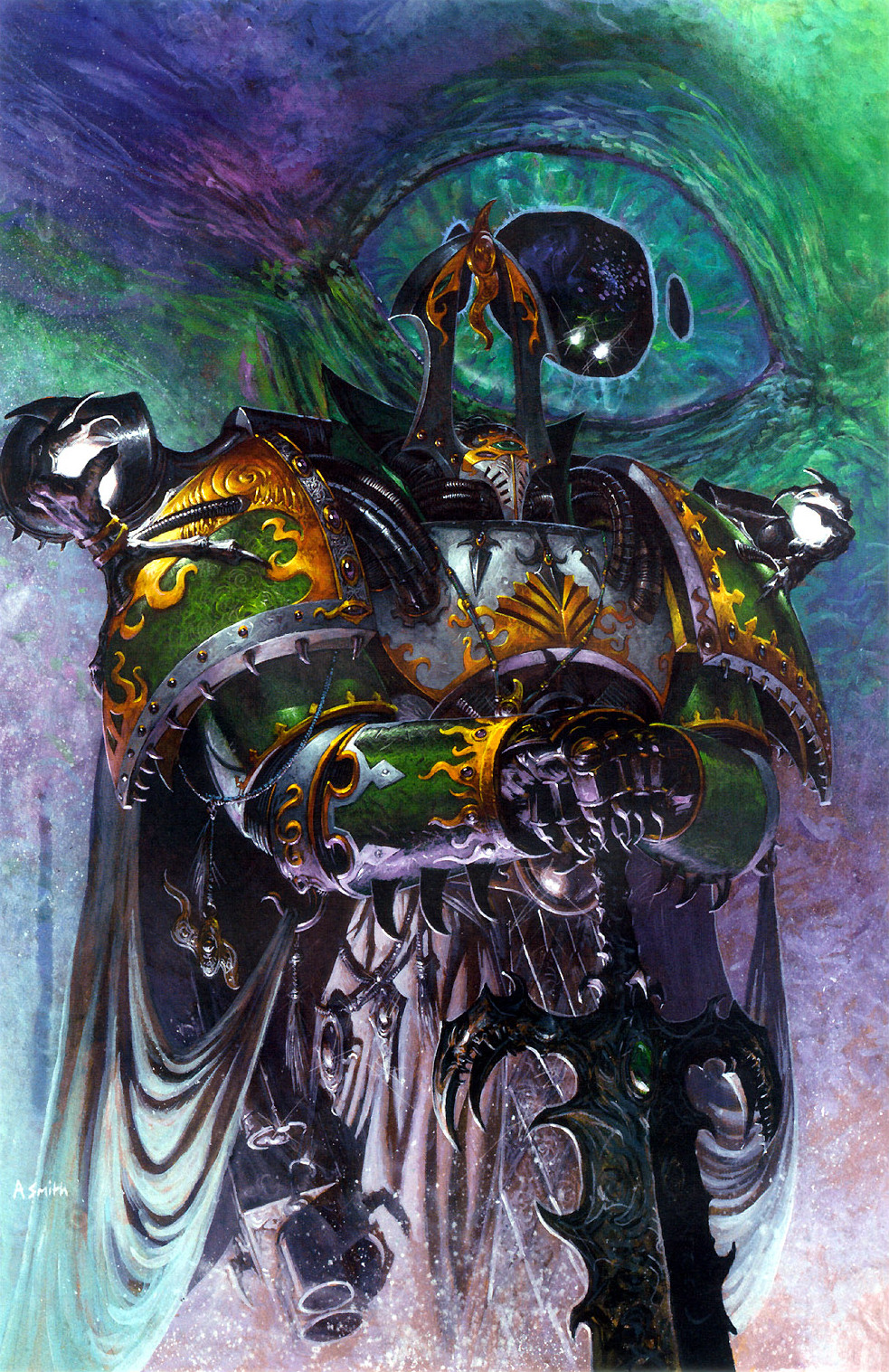 Warhammer 40000 Tyranids  Characters  TV Tropes