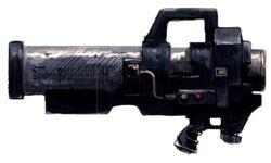 Soundstrike Missile Launcher