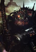 Ork Nob Mega-Armour