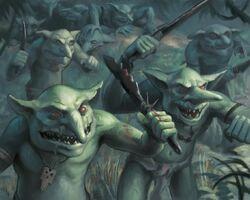 Horde of Snotlings