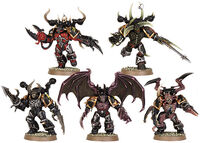 Black Legion Possessed Marines 1